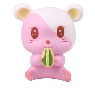 Đồ chơi Squishy hình chuột hamster dễ thương giảm căng thẳng __bán cho hết