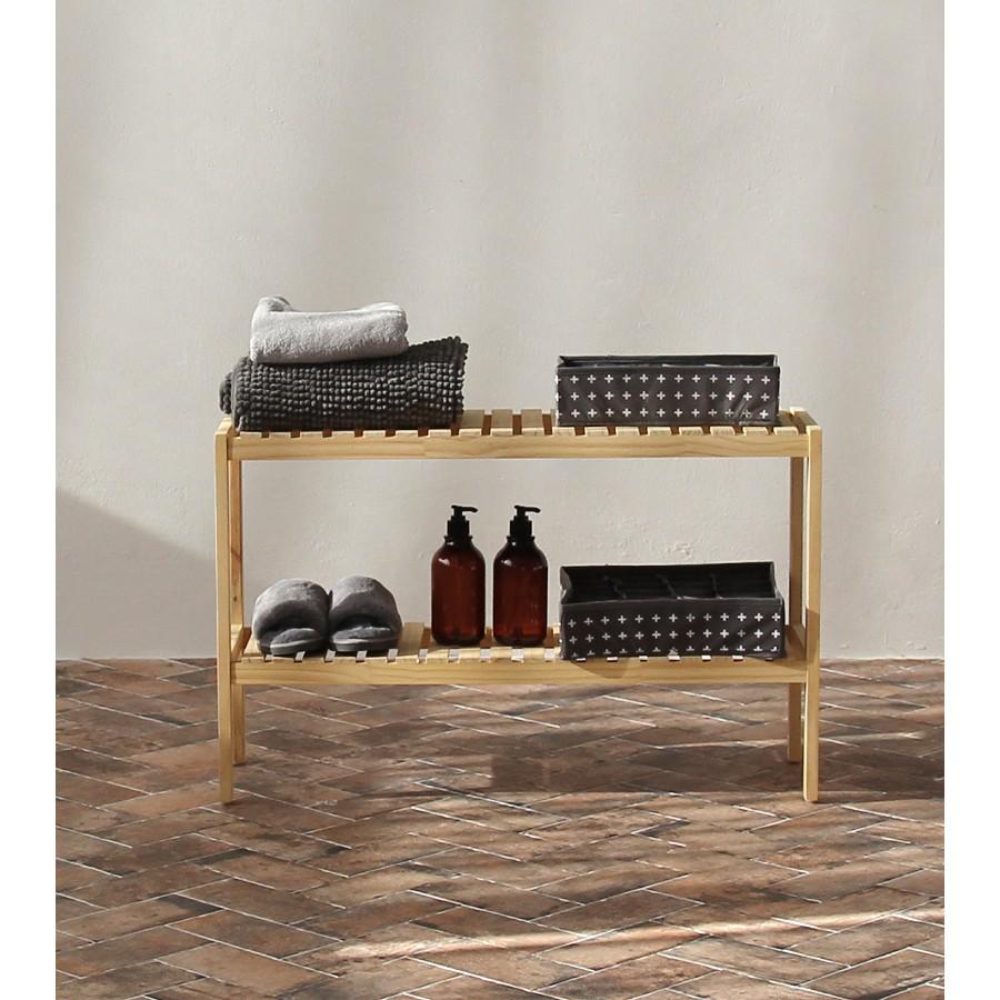 Kệ gỗ để giày đa năng 2 tầng 800 - kệ để giày- Kệ để dép- Kệ dép Hàn Quốc- Shoes rack