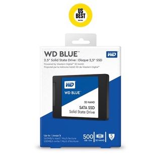 Ổ cứng SSD Western Blue 500GB 1TB 2.5 inch SATA3