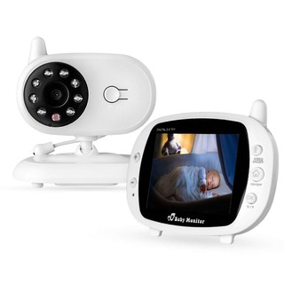 Máy báo khóc Baby Monitor Full HD 3,5 inh siêu nét