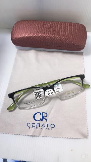 Gọng kính Cerato mua gọng tặng tròng cận viễn
