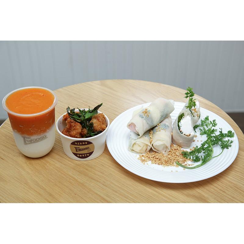 Hồ Chí Minh [Voucher] - Lựa chọn 01 trong 02 set combo món ăn ngon WooGo