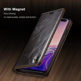[TK3C] Điện thoại 11 kết cấu da holster của Apple điện thoại vỏ 8 Thêm 6 X XR XsMax thẻ lật vỏ bảo vệ thả sức đề kháng bảo vệ tay áo đơn giản cổ điển bộ đôi điện thoại