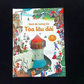 Sách - Đa tương tác Tòa lâu đài (2-15 tuổi) thumbnail