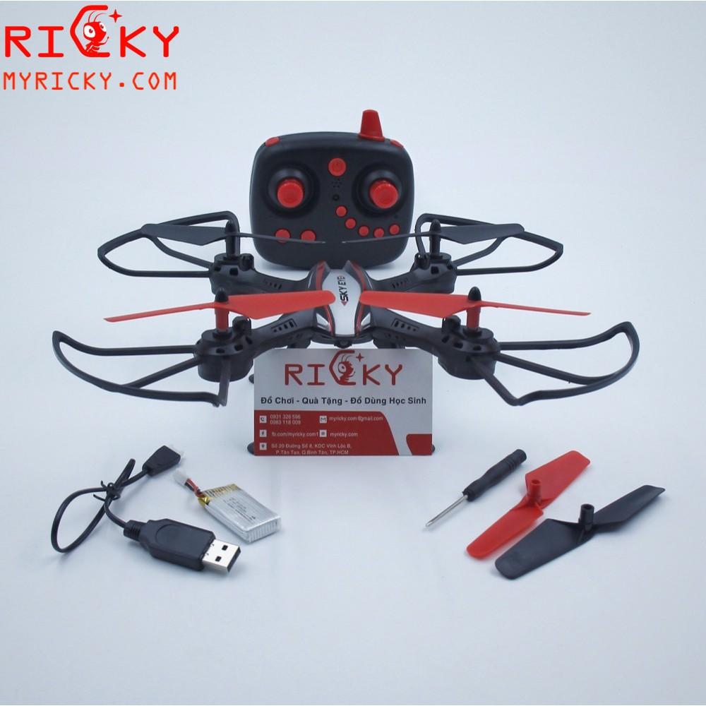 Đĩa bay ⚡ 𝐅𝐑𝐄𝐄 𝐒𝐇𝐈𝐏 ⚡ điều khiển Aero Drone – Bay cao ổn định cực dễ điều khiển