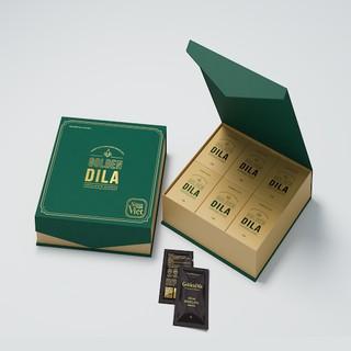 GOLDENDILA – Tinh chất Đinh Lăng chuẩn hóa – Đánh thức Sâm của người Việt – Hộp 30 gói x5gr