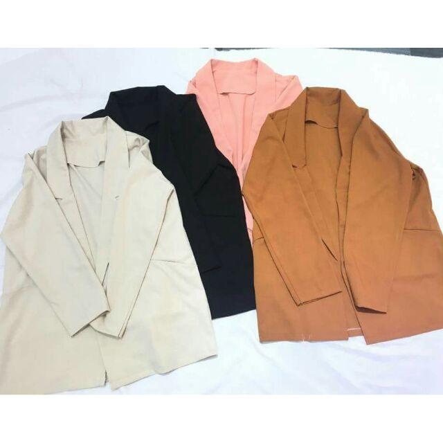 Áo vest đủ màu (Ảnh thật)