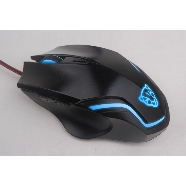 CHUỘT GAME Mouse Game Motospeed F60