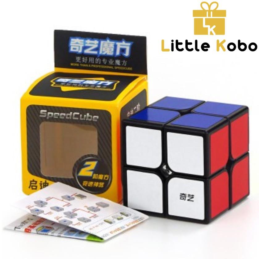 Rubik 2×2 QiYi 2 Tầng QiDi Khối Lập Phương Rubik Ma Thuật