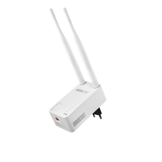 Bộ kích sóng wifi băng tần kép Totolink chuẩn AC750 EX750 (Trắng) - Hãng phân phối chính thức - 10078036 , 1105020213 , 322_1105020213 , 900000 , Bo-kich-song-wifi-bang-tan-kep-Totolink-chuan-AC750-EX750-Trang-Hang-phan-phoi-chinh-thuc-322_1105020213 , shopee.vn , Bộ kích sóng wifi băng tần kép Totolink chuẩn AC750 EX750 (Trắng) - Hãng phân phố