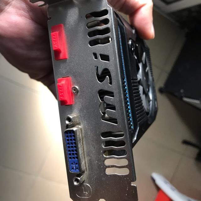 Bảng giá VGA HD7730 1G DDR5 MSI, HD 7570 1G D5, GT710 1G CHỬA CHÁY MÙA BÃO GIÁ Phong Vũ