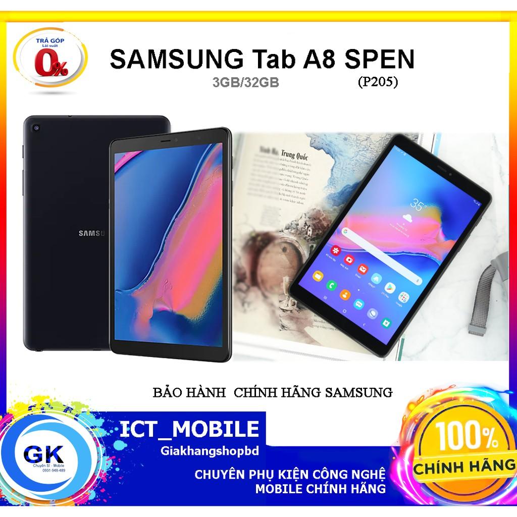 Máy tính bảng Samsung Galaxy Tab with S Pen (P205) & Đã kích Hoạt - Hàng Chính Hãng