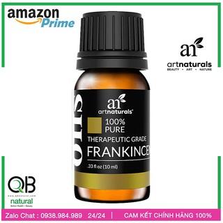 Tinh dầu hương trầm - Frankincense essential, artnaturals, và các tinh dầu tự nhiên các loại