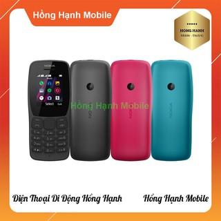 Hình ảnh Điện Thoại Nokia 110 2 Sim (2019) 4MB/4MB - Hàng Chính Hãng - Hồng Hạnh Mobile-4