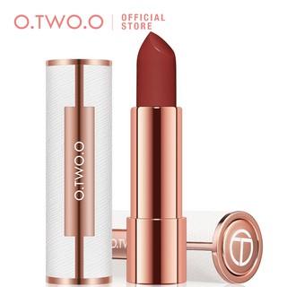 Son môi O.TWO.O mềm mịn chống nhòe sắc tố cao gồm 12 màu tuỳ chọn 40g thumbnail