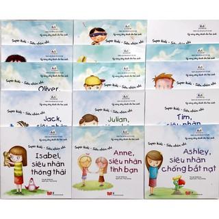 SÁCH - Combo Kỹ Năng Sống Dành Cho Học Sinh (Bộ 15 Cuốn) Gigabook