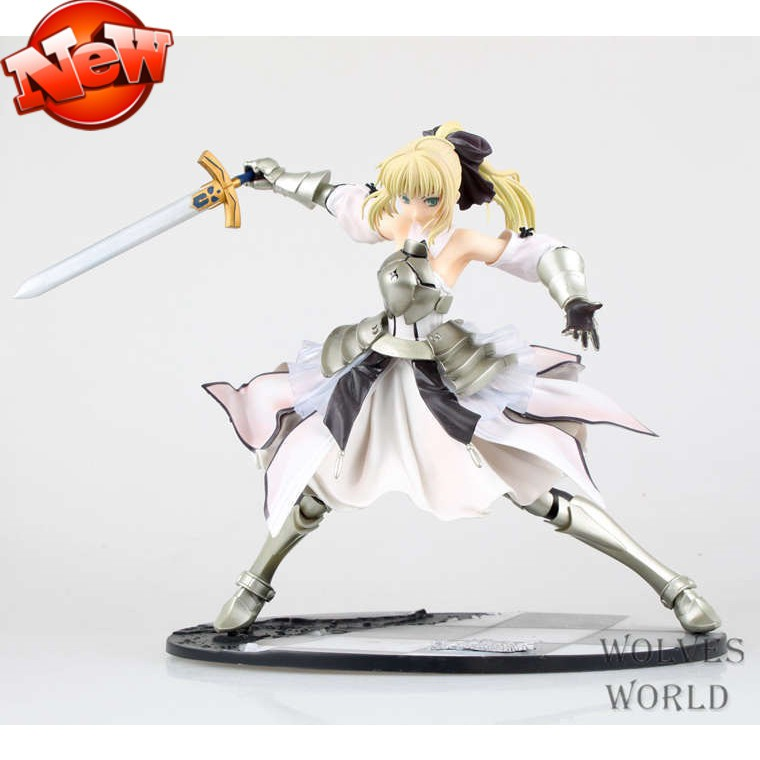 Fate Guardian Night Fate Ideal Township SABER LILY Baiseba Lily