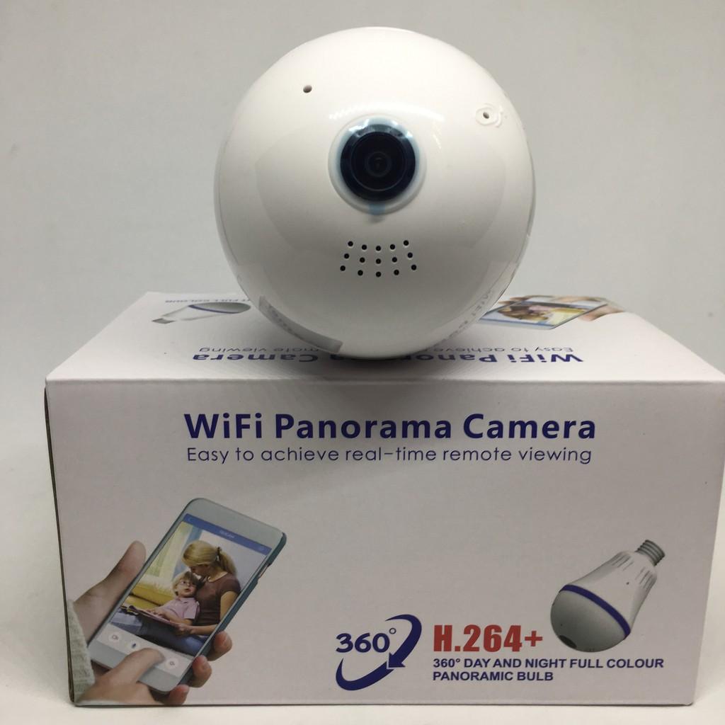 Camera ngụy trang bóng đèn VR360 - HD960P