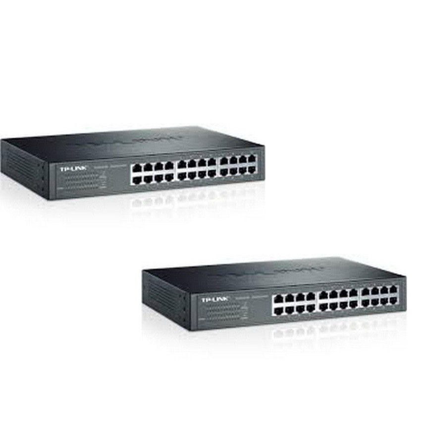 Bộ 2 Switch TP-Link SF1024D 24 Port - 10079897 , 590873139 , 322_590873139 , 1598000 , Bo-2-Switch-TP-Link-SF1024D-24-Port-322_590873139 , shopee.vn , Bộ 2 Switch TP-Link SF1024D 24 Port