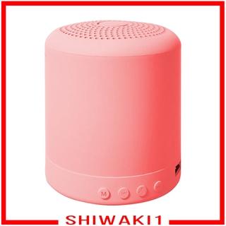 Loa Bluetooth Di Động Shiwaki1 Hỗ Trợ Tf / Usb / Fm / Bluetooth