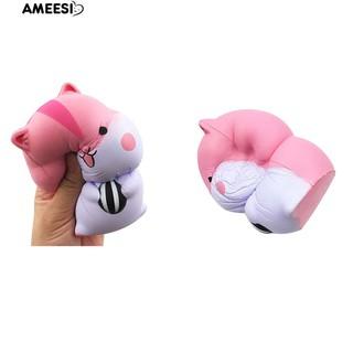 Squishy hình chuột hamster dễ thương-C66