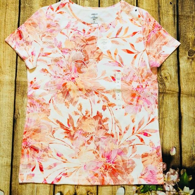 Mùa hè này đi biển mặc mầu sắc rực rỡ cho nổi bật áo phông xuất xịn