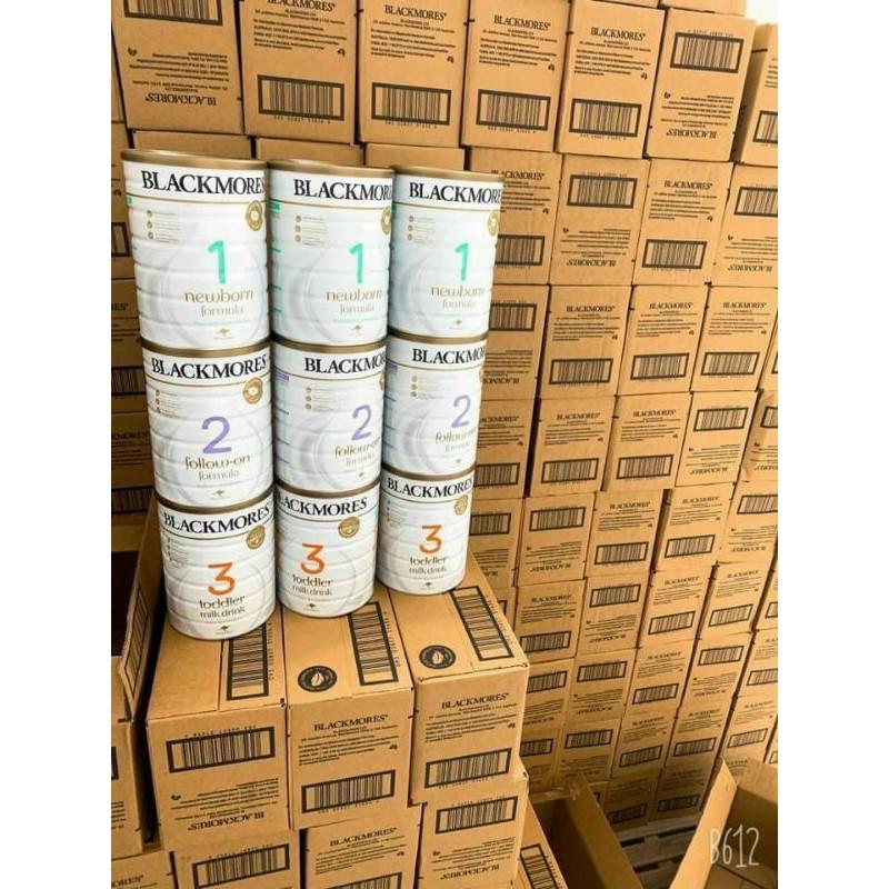 Sữa Blackmore Úc 900 đủ 3 số
