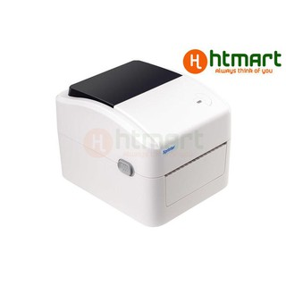 Máy in Đơn hàng tự Dán Xprinter XP 420B – Máy in mã vận đơn, in Đơn bán hàng Shopee Lazada Tiki, Máy in Tem 100×150