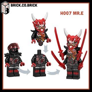 H 007E – Nhân vật Mr.E trong Phamtom Ninja Samurai