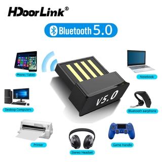 Usb Nhận Tín Hiệu Bluetooth 5.0 Kèm Phụ Kiện