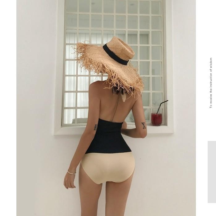 Mặc gì đẹp: Đằm thắm với Áo tắm một mảnh thiết kế màu sắc thời trang gợi cảm