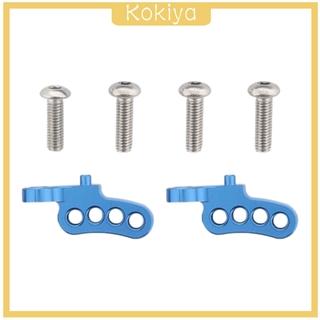 [KOKIYA] Metal Rear Shock Mount With Screws for 1:10 CC01 RC Crawler Car Upgrade Parts