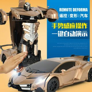Robot biến hình điều khiển từ xa Big size