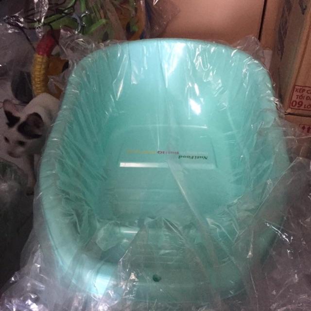 Thau tắm em bé-quà từ Nutifood - 3235215 , 345622764 , 322_345622764 , 100000 , Thau-tam-em-be-qua-tu-Nutifood-322_345622764 , shopee.vn , Thau tắm em bé-quà từ Nutifood