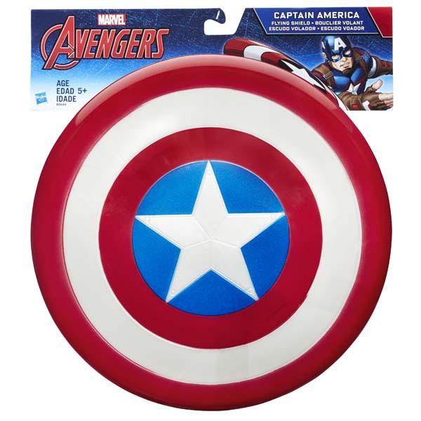 Bộ khiên Captain America - Đội trưởng Mỹ có sử dụng pin