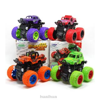 Outdoor Kids Anti Shock Inertia Friction Powered Monster Truck