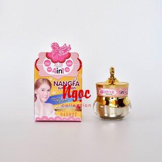 Kem chống nắng dưỡng da che khuyết điểm Nangfa Thái Lan