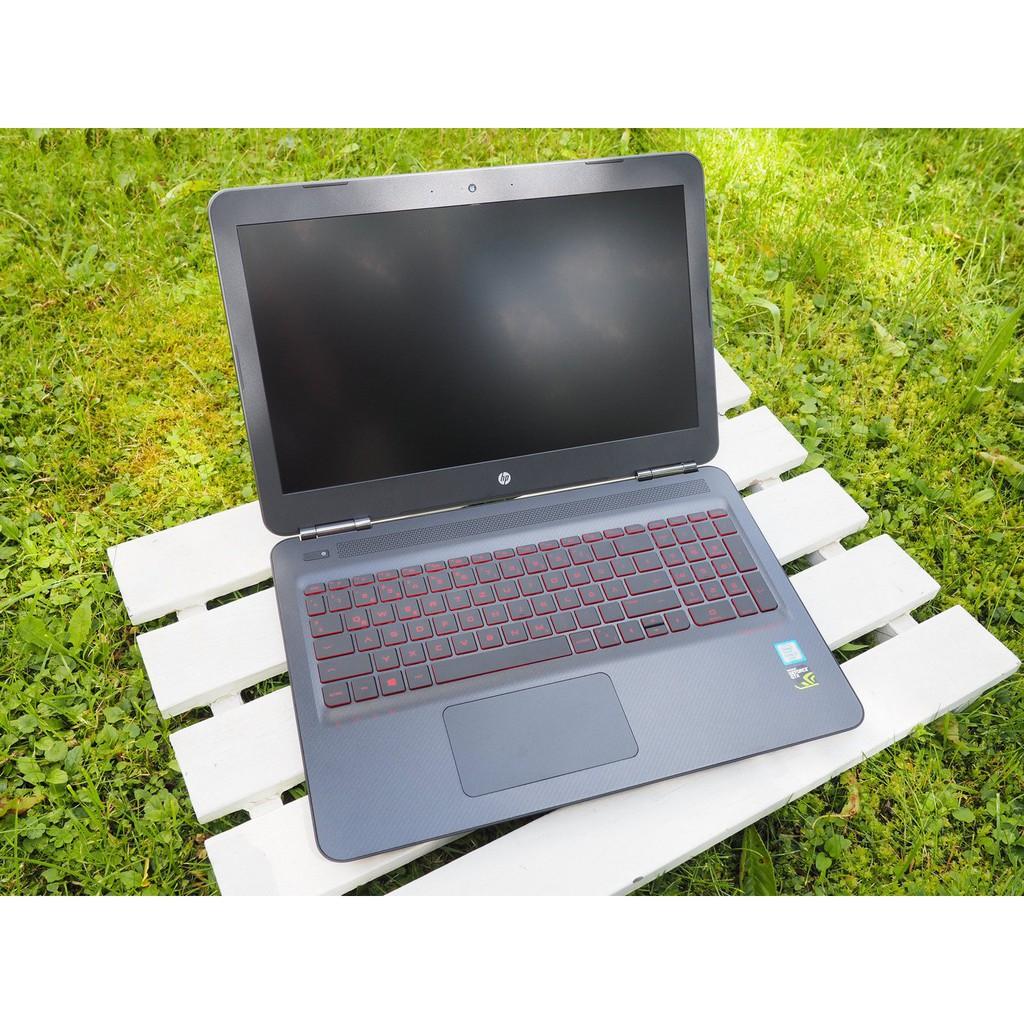 KHỦNG GAME HP OMEN 15 CORE I7 6700, RAM 8G, HDD 1000G, GTX 960 , LAPTOP CŨ, CHƠI GAME, MỎNG NHẸ Giá chỉ 13.800.000₫