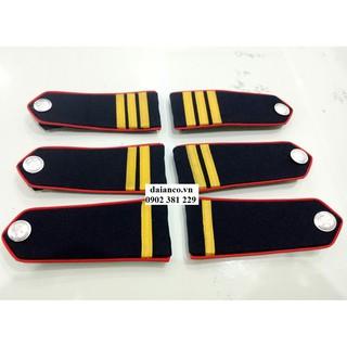 GIẢM GIÁ – 1 cặp cầu vai áo bảo vệ đủ cấp bậc chuẩn thông tư 08- phụ kiện đồ bảo vệ