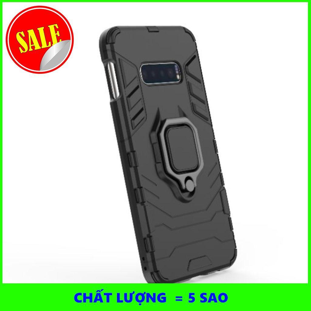 [5SAO]  Ốp lưng Samsung Galaxy S10 Plus chống sốc Iron Man Iring cao cấp