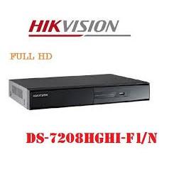 Đầu ghi hình HIKVISION HD-TVI 8 kênh TURBO 3.0 DS-7208HGHI-F1