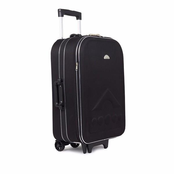 Vali du lịch xách tay 316 (Đen) 20 inch
