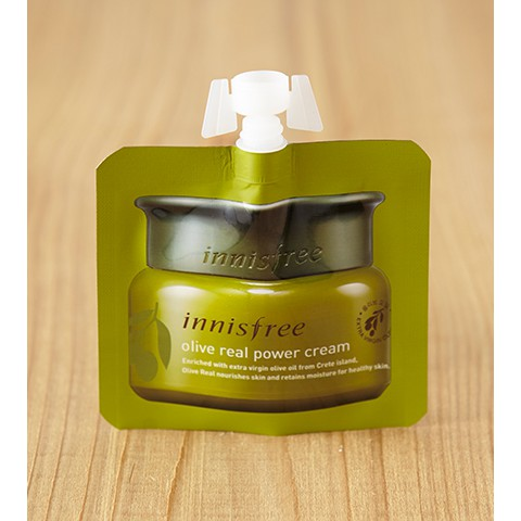 [Mini] - Olive dưỡng da dạng kem Innisfree 5ml