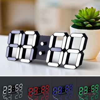 Đồng hồ LED 3D Hiện đại - dùng trang trí bàn, phòng làm việc