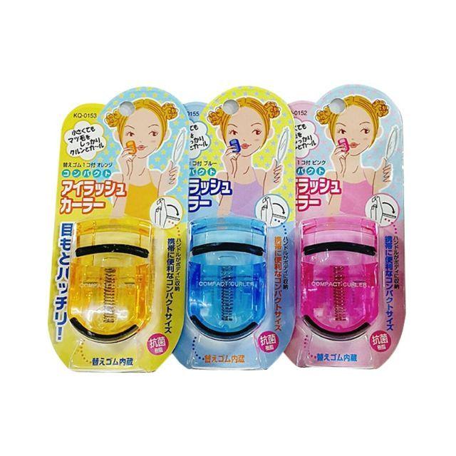 Kẹp nhựa bấm mi Kai Compact Eyelash Curler