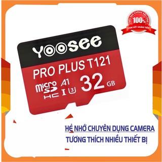 Thẻ nhớ Yoosee 32gb Chính Hãng Phù Hợp Với Các Thiết Bị Điện Tử