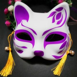mặt nạ hóa trang mèo vẽ-u44 |Shopbansire Isale giá rẻ