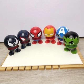 Con lắc lò xo – Avengers