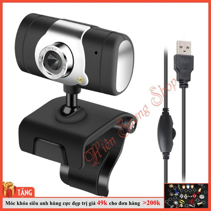 [HOT TREND] Camera A847 HD Webcam Máy Tính Có MIC Giá chỉ 186.000₫
