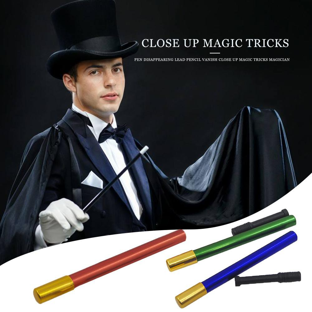 Pen Disappearing Lead Pencil ish Close Up Magic Tris Magician Toys [KidsDreamMall]